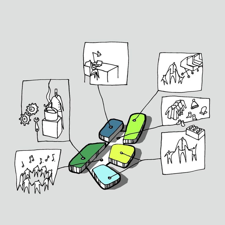 Design Kindergarten / CEBRA,