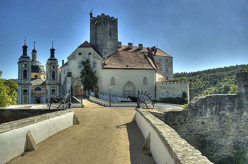 Castle Vranov nad Dyjí