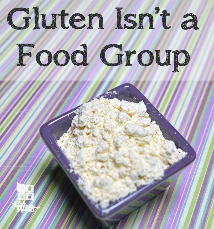gluten isnt bad for you Unless your doctor has diagnosed you as having celiac disease, avoiding gluten is not helping you, and in fact, could be doing harm argues dietitian katherine tallmadge.