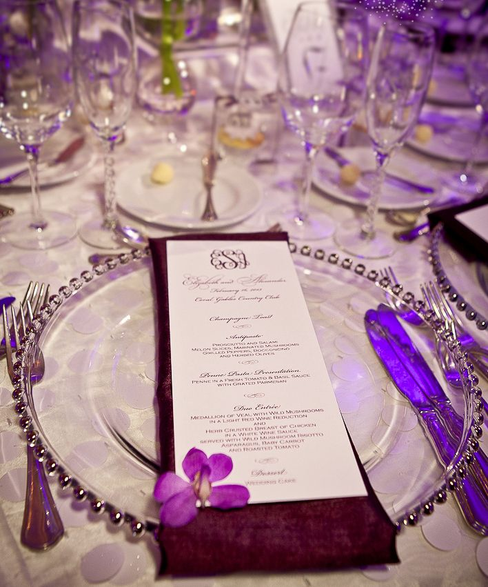 Truly Unforgettable Wedding Reception Ideas To See More