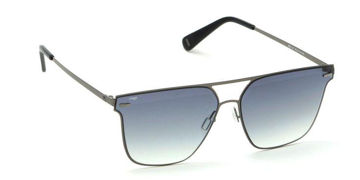 Buy Now Image Salman Khan Edition Sunglasses Unisex Grey Shaded Medium Wayfarer IM-603-C1 Online : India , Uk