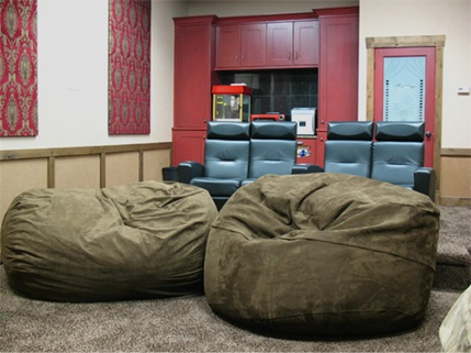 I Personally Think Bean Bag Chairs Could Add A Lot To Prayer Room