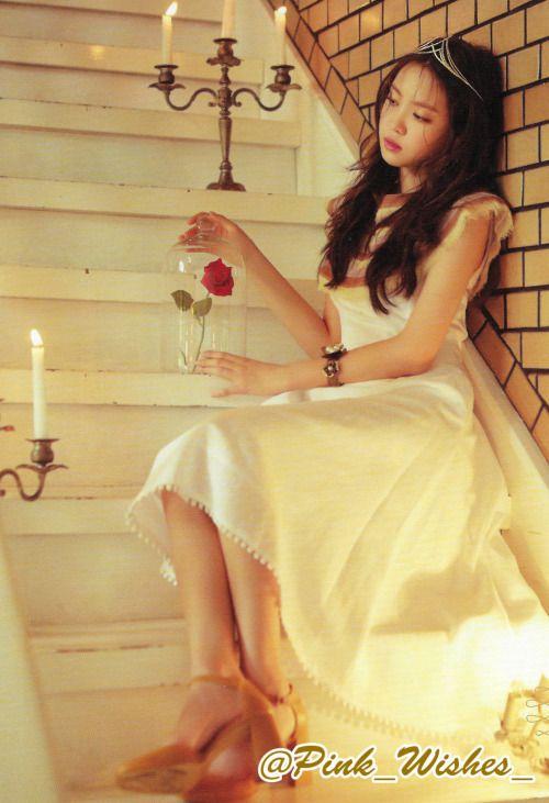 Apink - Naeun | White dress, Formal dresses