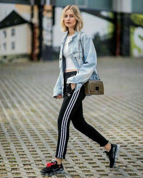 36 Adidas Hosen Outfit Ideen: Super Kombination von Komfort