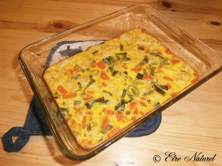 Fan de légumes bio au quinoa