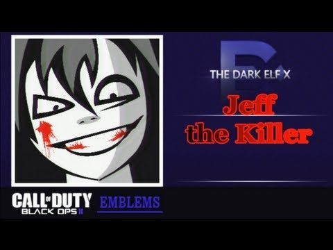 Black Ops 2 Emblem - Jeff the Killer
