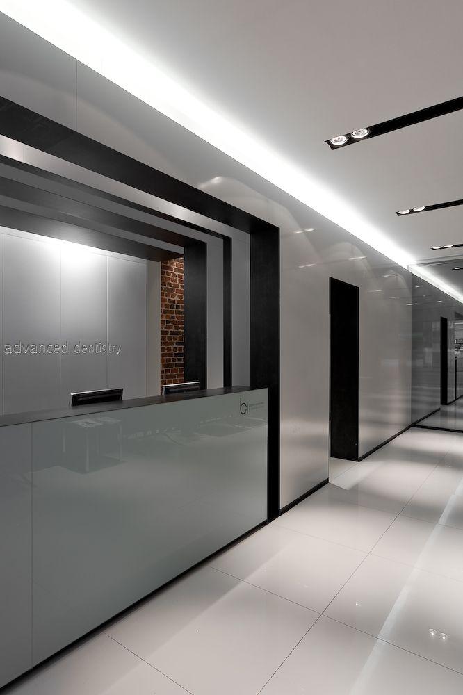 Brighton Implant Clinic, Brighton, England designed by Pedra Silva Architects