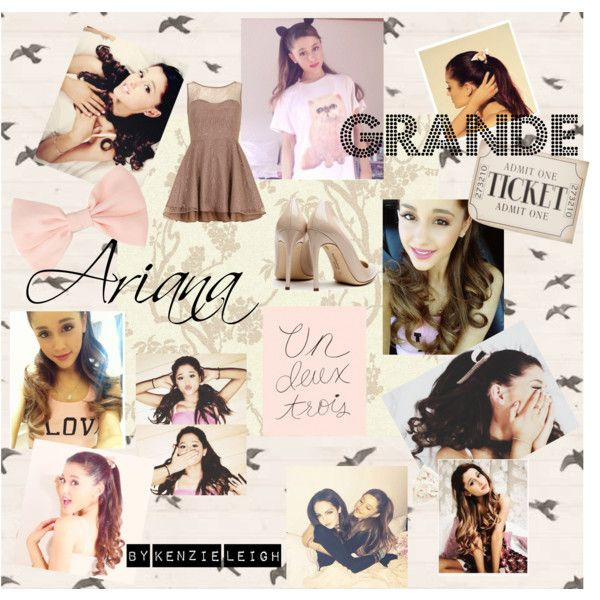 ariana grande collage - Google Search