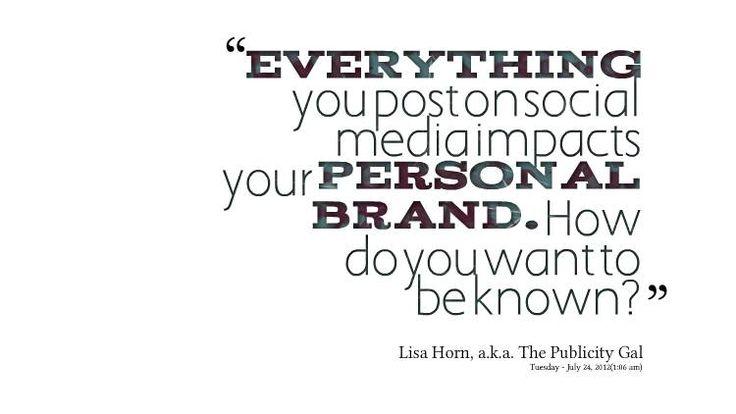 Social Marketing Quotes - Lisa Horn