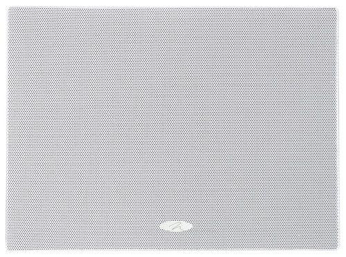 "MartinLogan - Installer Series Dual 5-1/2"" In-Wall Speaker (Each) - Paintable White"
