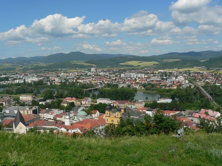 Trenčín (Slovakia), old, city, trip