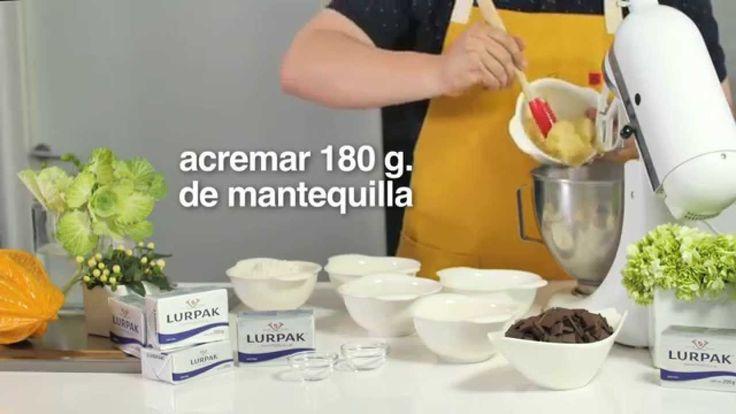 GALLETAS CON CHUNKS DE CHOCOLATE - YouTube