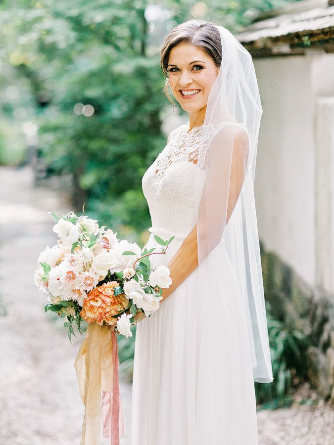 Klassische Botanische Hochzeit in Atlanta  - Atlanta, Botanische, Hochzeit, Klassische - Mode Kreativ - http://modekreativ.com/2016/07/25/klassische-botanische-hochzeit-in-atlanta.html
