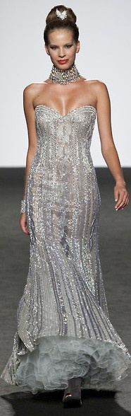 Renato Balestra Haute Couture fall 2009♥✤ | Keep the Glamour | BeStayBeautiful