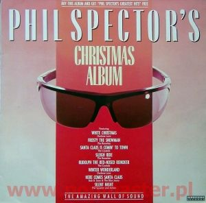 PHIL SPECTOR'S CHRISTMAS ALBUM THE AMAZING WALL OF SOUND  PSLP 2