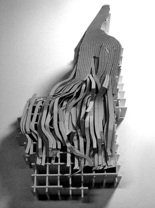 Penang Turf Club Masterplan - Study Model   Morphopedia   Morphosis Architects
