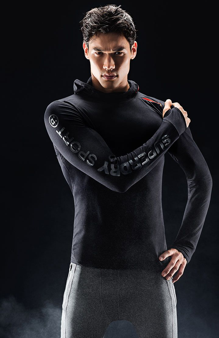 17 best images about men 39 s fashion flashy sportswear on Fitness shirts for men