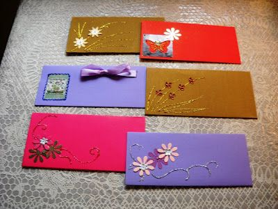 Wedding envelopes 1