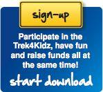 2017 Trek about to get under way | Trek 4 Kidz