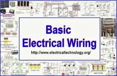 basic electrical wiring installation