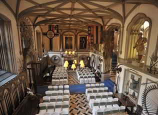 Castle Weddings - Belvoir Castle