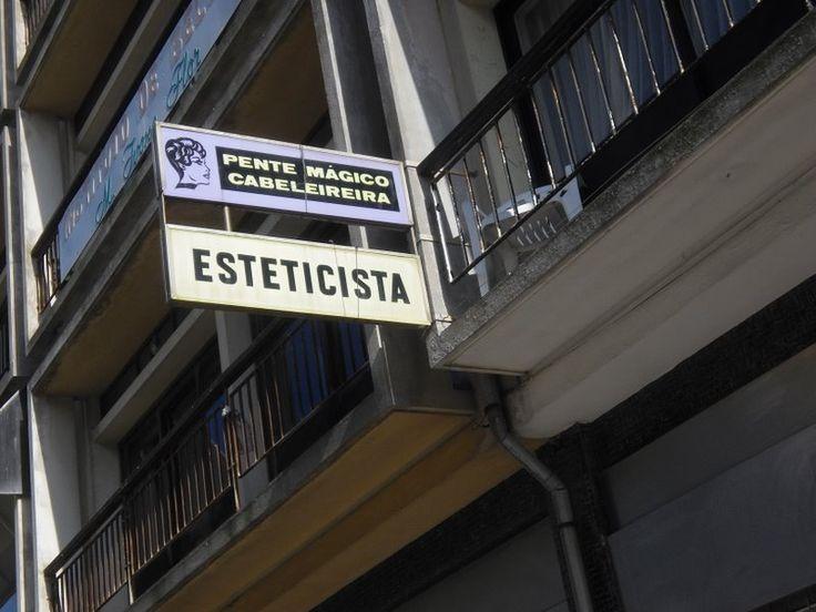 Pente Mágico. Porto/Portugal.
