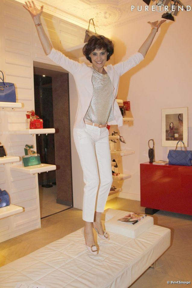 109 best images about ines de la fressange on pinterest fashion designers white jeans and chic - Mari d ines de la fressange ...