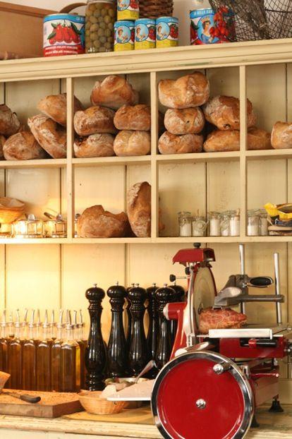 der Italiener lebt nicht von Brot allein... aber auch!