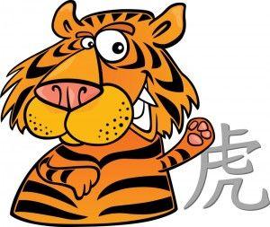Chinesisches Horoskop 2017 Tiger