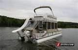 Image detail for -Premier 310 Boundary Waters Wide Deck | Pontoon Boat for Sale