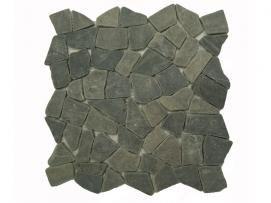 Mozaïektegel grijs