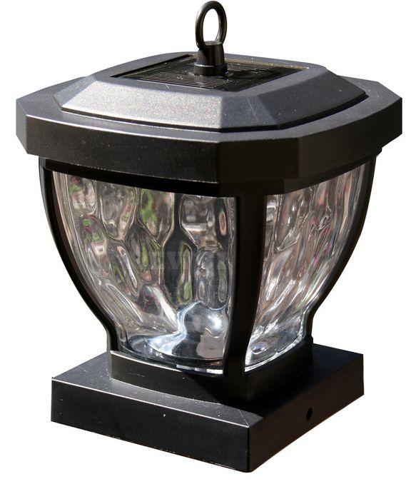 Manchester Solar Post Cap Light $24.95