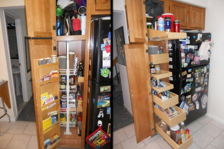 Transform A Hard-to-use Pantry Into An Easy-to-access
