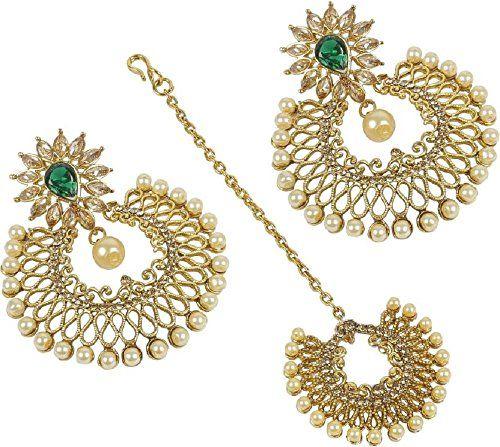 VVS Jewellers Ethnic Indian Bollywood Gold Plated Green S... https://www.amazon.com/dp/B071ZPHVT4/ref=cm_sw_r_pi_dp_x_SzNpzbVZFNHJ4