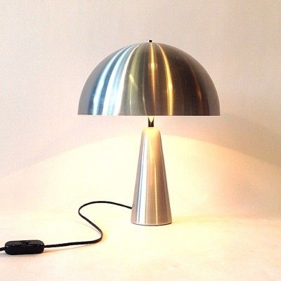 Located using retrostart.com > Desk Lamp by Unknown Designer for Raak Amsterdam