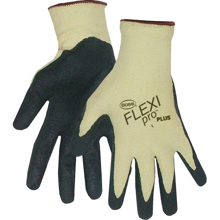 Boss Gloves 100L Large Flexi Pro Plus Kevlar Gloves - 2370-0123