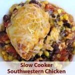 Weight Watchers Southwestern Slow Cooker Chicken Only 9 SmartPoints