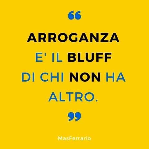Arroganza
