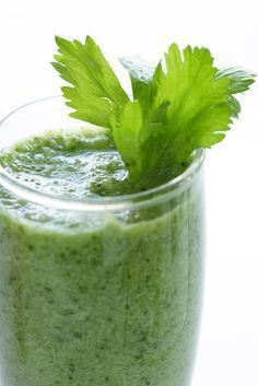 To kick start your metabolism and get brighter eyes, clearer skin, more lustrous hair, as well as a slimmer waistline, begin your day with celebrity nutritionist Kimberly Snyder's Glowing Green Smoothie Recipe for breakfast.