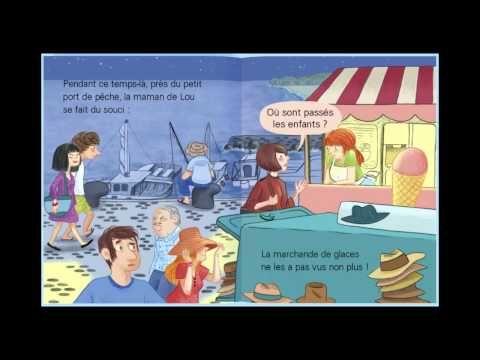 Les animaux de Lou : Courage, Petit Marin ! - Histoire pour enfants - Dokéo TV - YouTube