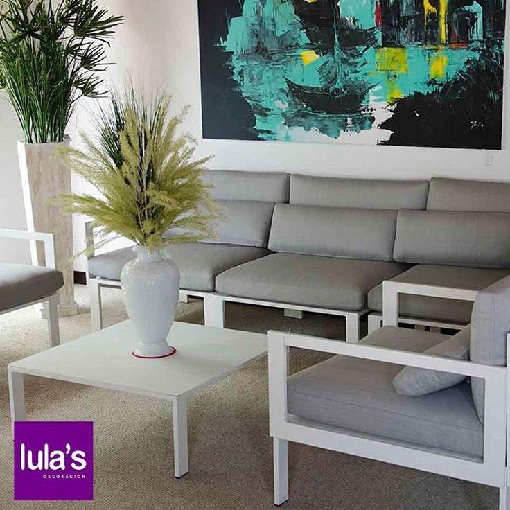 Para poder encontrar la verdadera armonía y equilibrio cuando decoramos una sala, es importante tomar en cuenta una buena distribución de los muebles que pondremos en nuestra sala para así lograr un espacio acogedor y elegante. En #Lulas tenemos para ti varios estilos de salas que te encantarán. Transversal 6 # 45-79, Patio Bonito, Medellín. ¡Te esperamos pronto!  #interiordesign #home #style #decor #decoración #espacios #ambientes #decohogar #muebles #mobiliario #decoracioninteriores…