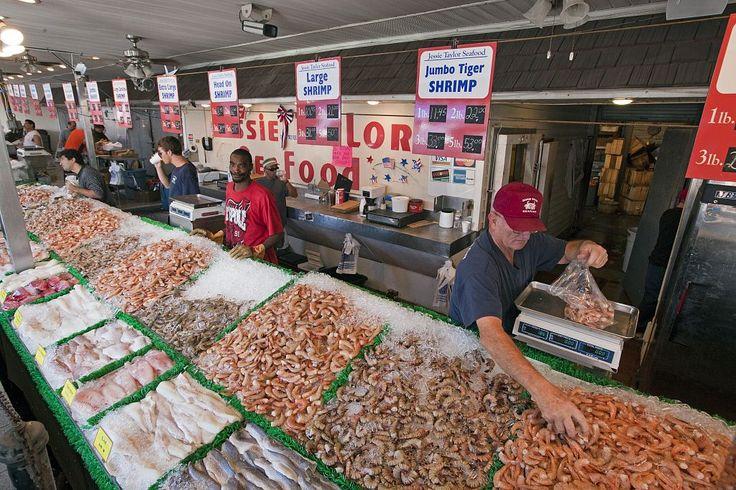 69 best images about restaurants on pinterest cajun for Maine fish market