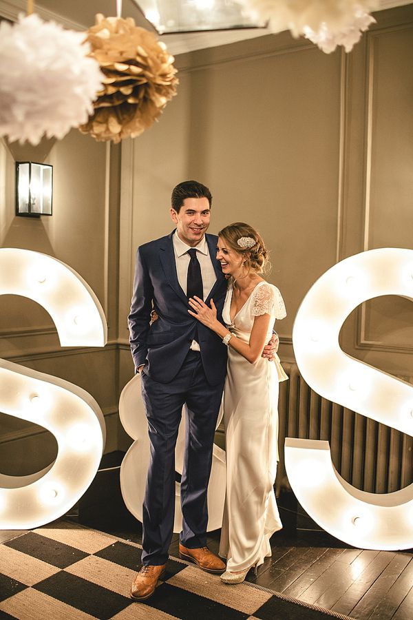 Warm congratulations go out to Sarah and Sam! A stunning September wedding!!!