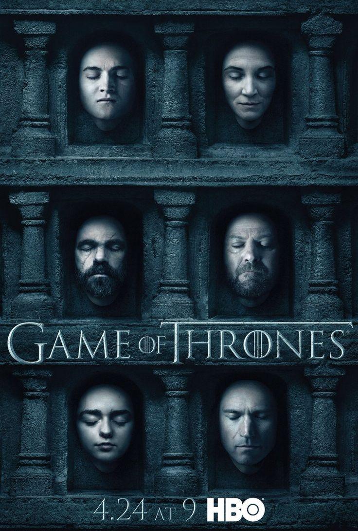 A HBO liberou neste começo de tarde mais pôsteres promocionais da sexta temporada de Game of Thrones. São dezenas de pôsteres homenageando personagens...