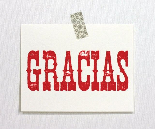 how to thank someone for a compliment in spanish