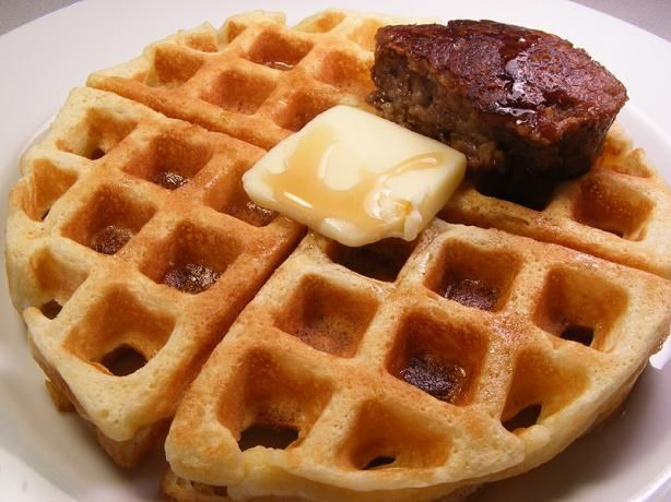 Buttermilk Waffles. Double the recipe and freeze for toaster waffles ...