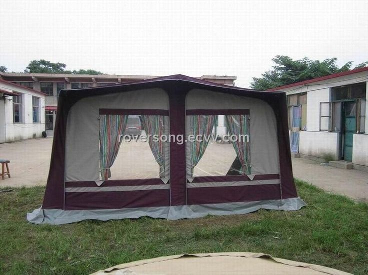 canvas Caravan porch Awning (KDFCA008) - China Awning, OEM