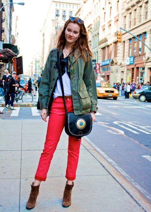 71 best R E D   G R E E N images on Pinterest | Red green, Wear ...