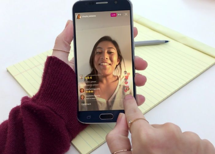 Los directos de Instagram ya está disponible para todo el mundo