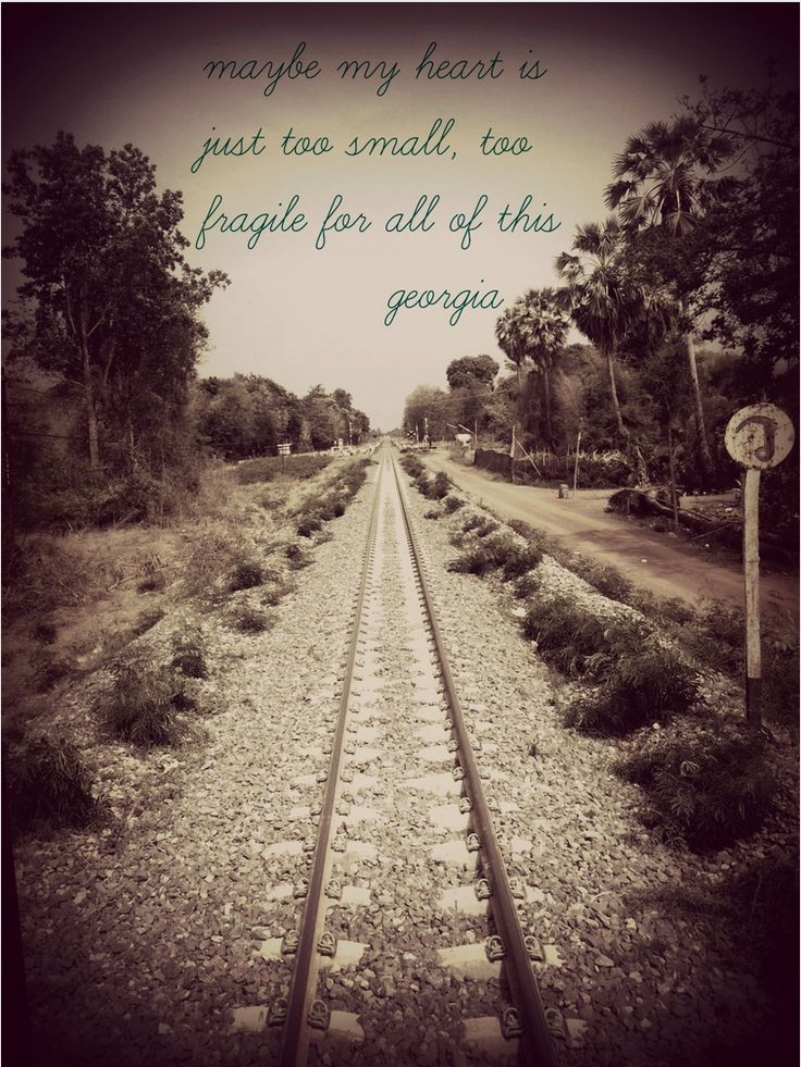 save my fragile heart, bear pain, weltschmerz, beautyful life, world, travel sepia, vintage, railroad, quote, life pretty